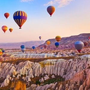 Turkey Tour with Flights