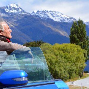 Selself Drive Tour New Zealand