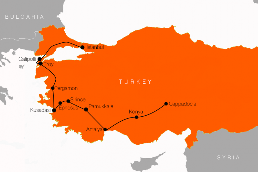 11 DAY TURKEY TOUR MYHOLIDAY2