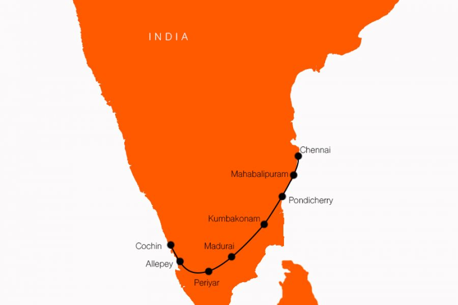 11 Day South India & Kerala Tour