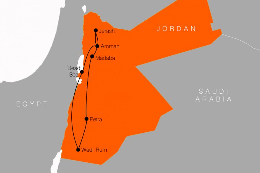 Jordan tour MyHoliday2
