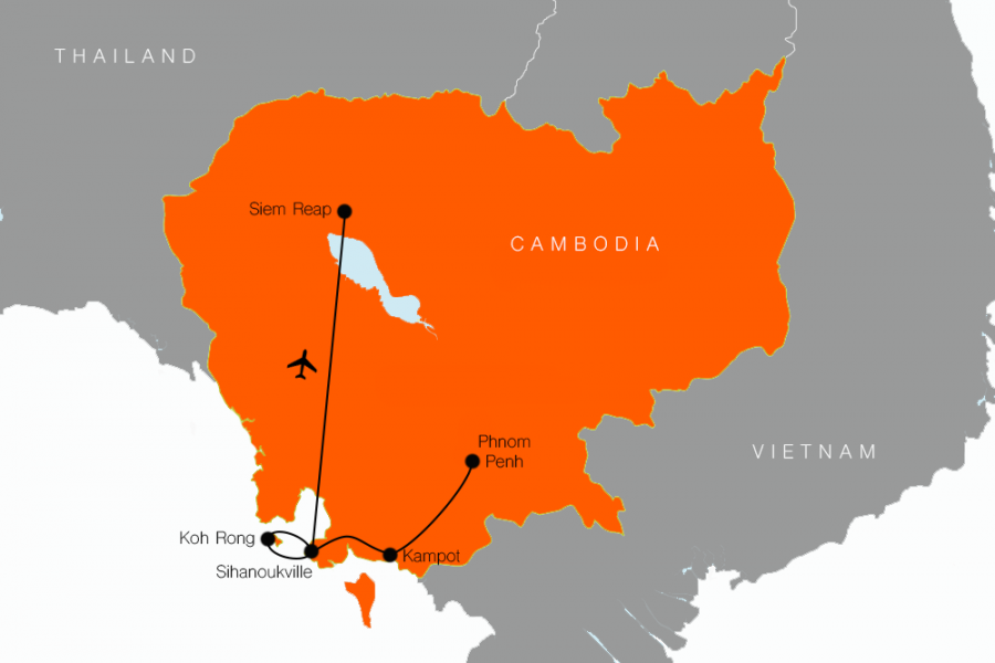 9 Day Cambodia Tour MyHoliday2