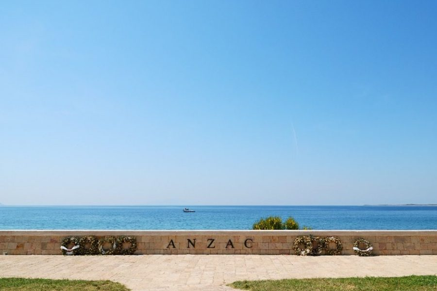 Gallipoli ANZAC day 2022