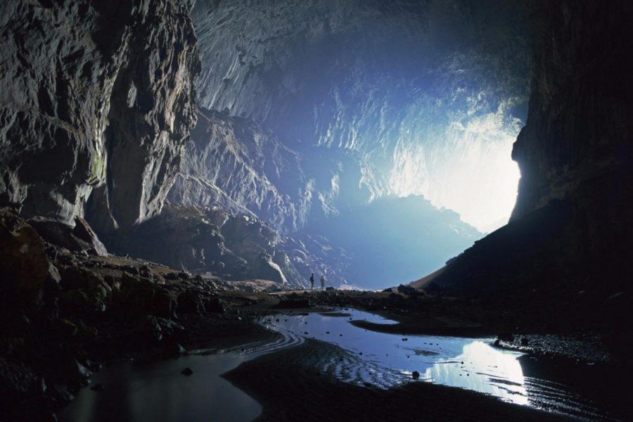 Caves in Sarawak