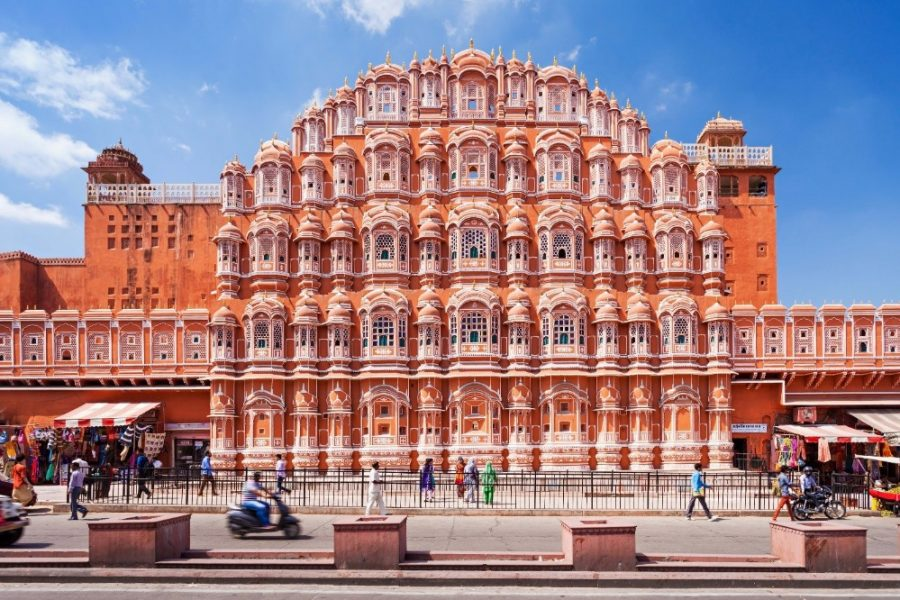 Hawa Mahal India Tour Myholiday2