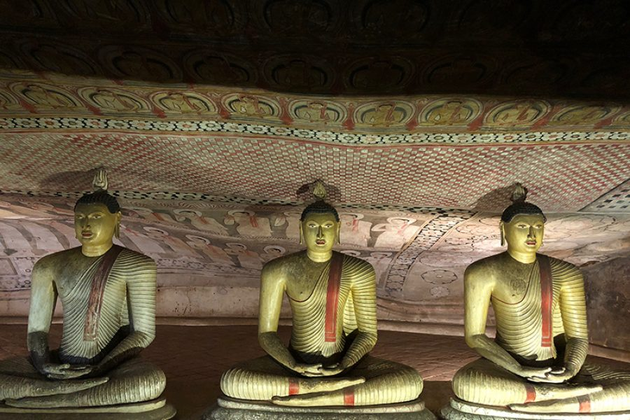 Dambulla Cave Temple MyHoliday2