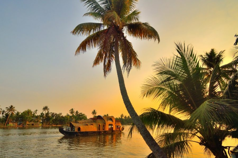 Kerala Houseboat South India Tour