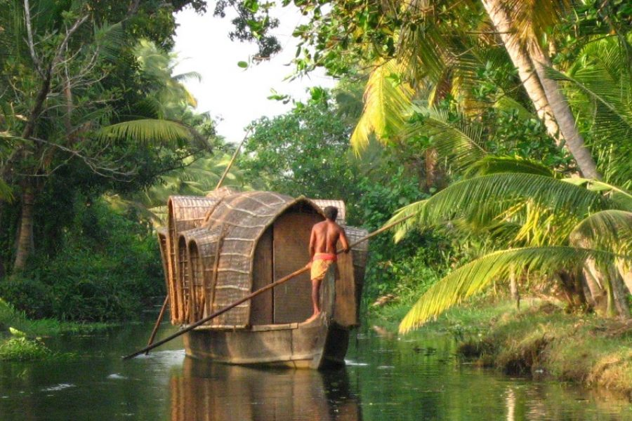 MyHoliday2 Kerala Houseboat Tour