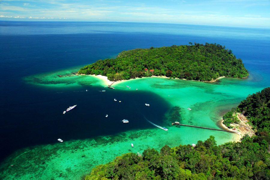 TAR National Park MyHoliday2 Borneo Tour