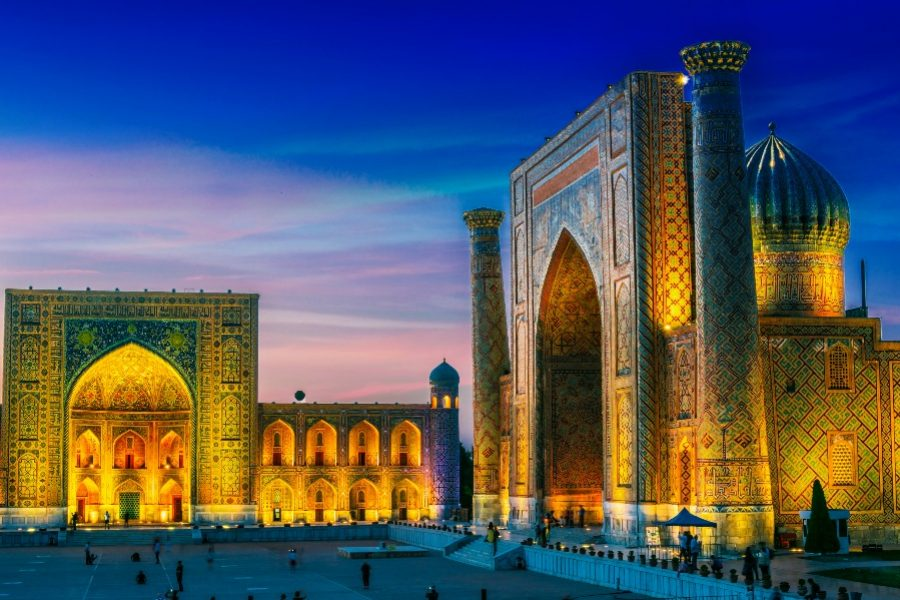 Uzbekistan tour MyHoliday2 Central Asia The Stans Tours