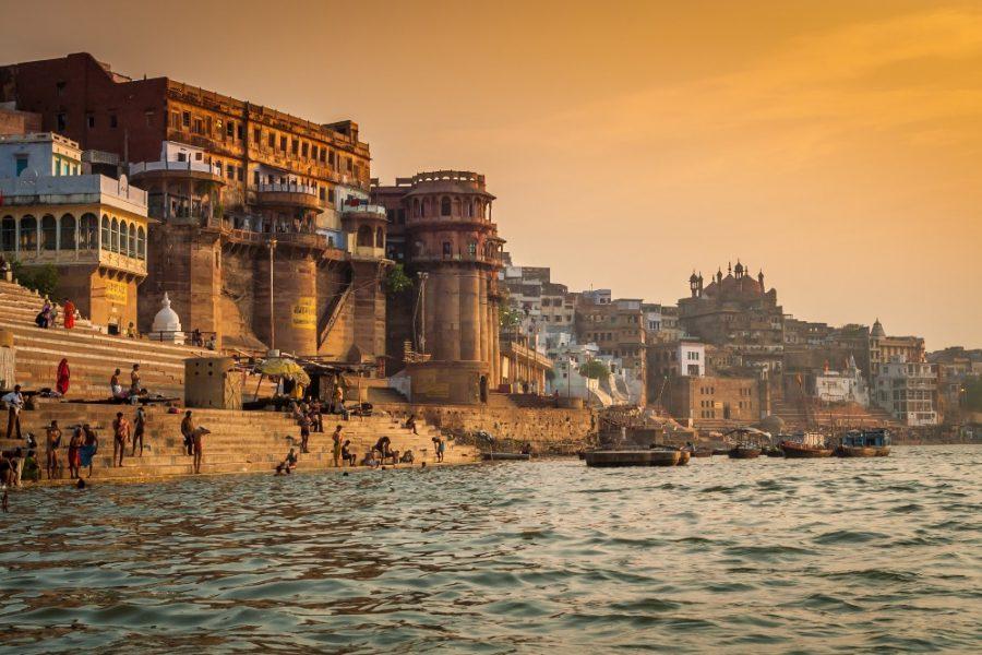 Varanasi River View