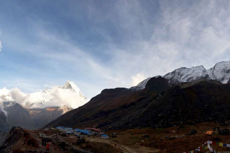 Annapurna Base Camp Nepal