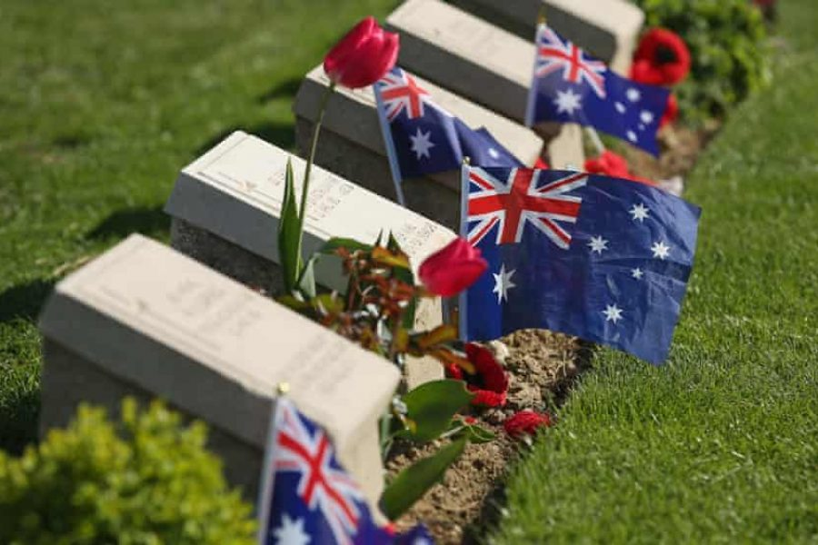 anzac day turkey tour