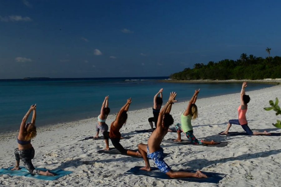 cheap yoga retreat maldives
