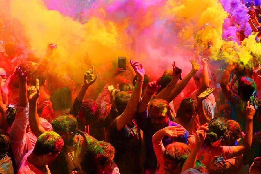 Holi Festival Jaipur 2021